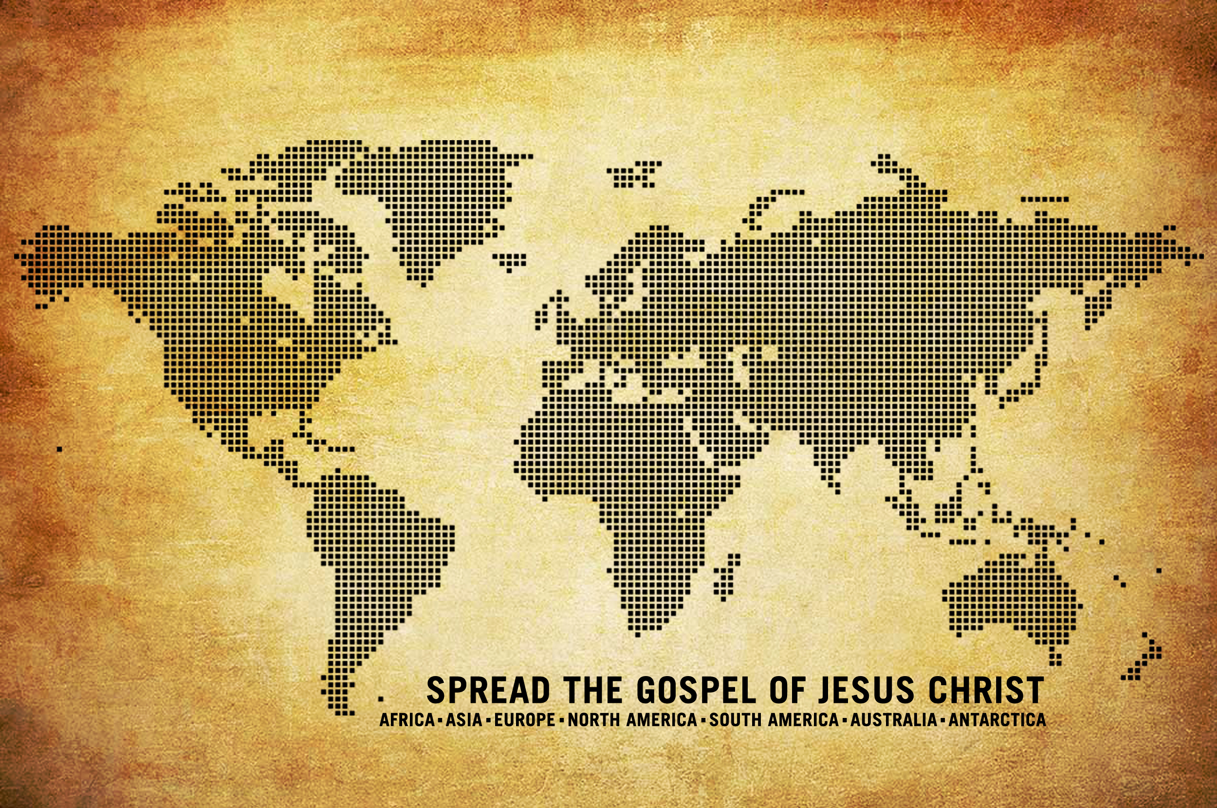 How to Spread the Word of God